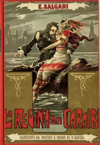 [¯|¯] Ebook: La Regina dei Caraibi - Emilio Salgari ( clicca l'immagine x leggere il post )
