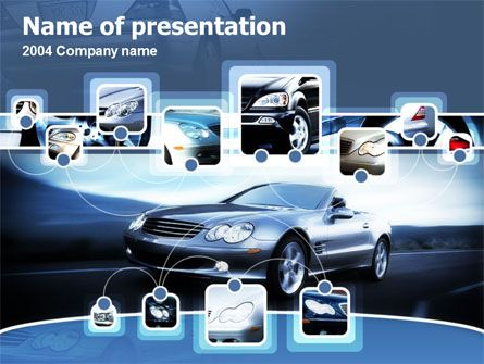 Best Automobile And Vehicles Powerpoint Template Images On