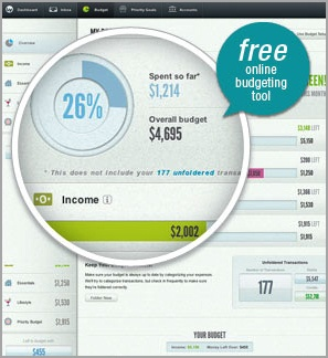 free online budget tool track your spendingfinances httpwww