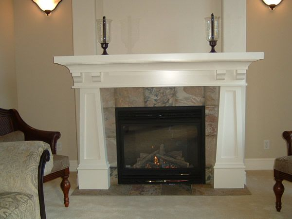 Arts and Crafts Mantels | Craftsman Fireplace Mantel Designs by Hazelmere Fireplace  Mantels | Custom Wood - 17 Best Ideas About Craftsman Fireplace Mantels On Pinterest