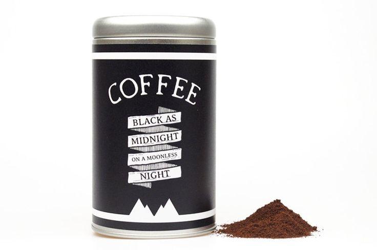 COFFEE Aufbewahrungsdose Kaffeedose