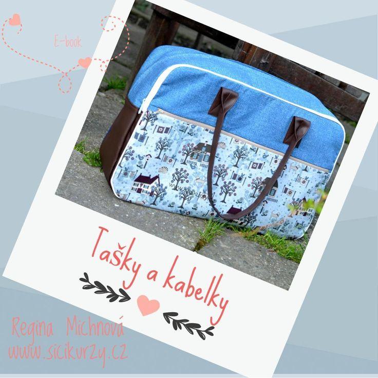 E-book Tašky a kabelky