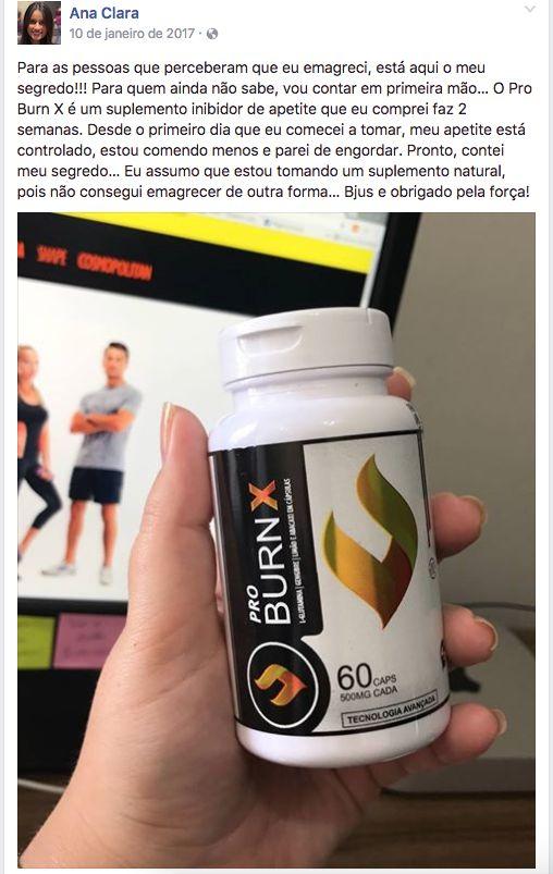 Pro Burn X - Poderoso Emagrecedor Detox Natural