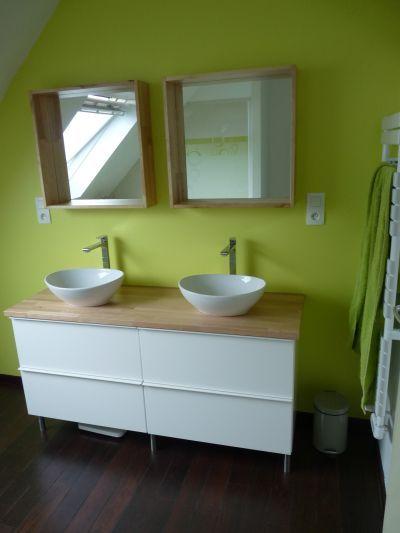 Qualité meubles sdb ikea ? - Messages N°240 à N°255 (320 messages) - ForumConstruire.com