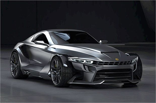 Aspid GT-21 Invictus  Surprisingly, this is not the new Batmobile. It's the first production model from Spain's supercar company Aspid. With a spaceframe chassis and composite body panels, the GT-21's BMW V8 will rip 0-60 sub three and boasts a top speed near 200MPH. It's due out in 2014 with no word on the pricetag yet.
