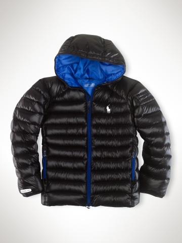 Active Glacier Down Jacket - Boys 8-20 Outerwear & Jackets - RalphLauren.com