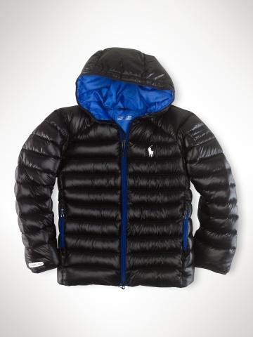 Active Glacier Down Jacket - Boys 8-20 Outerwear & Jackets - RalphLauren.com