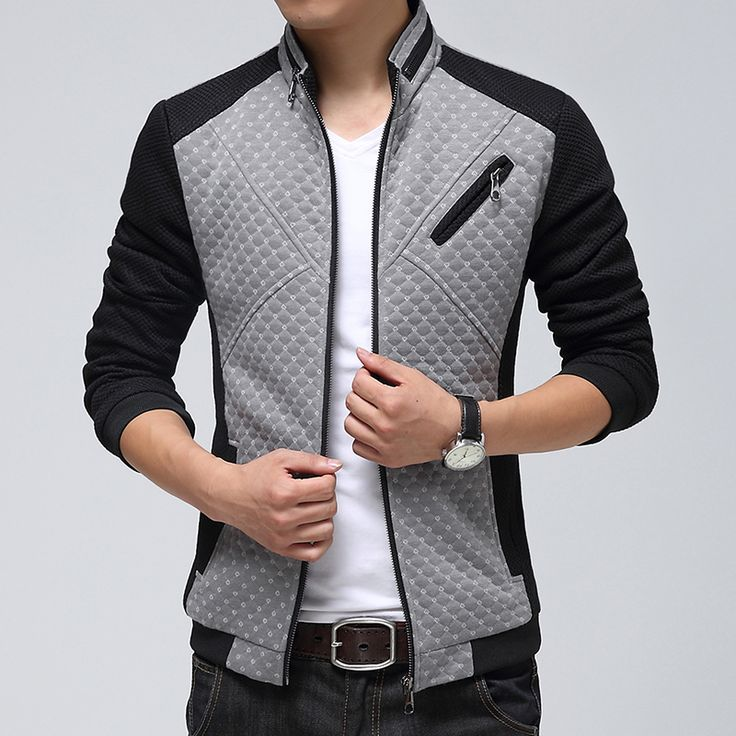 Gents jacket style dress