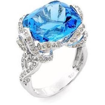 Tiffany Blue Diamond Engagement Ring 2012 Blue Diamond Wedding Rings