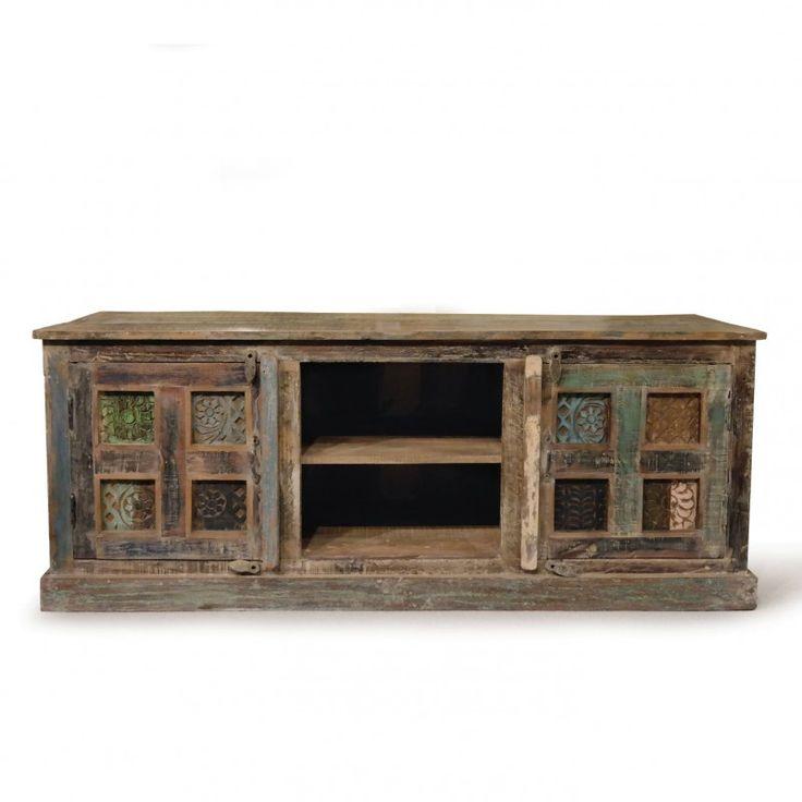 mit alten Holzstempeln, hergestellt in Indien [668,00€]