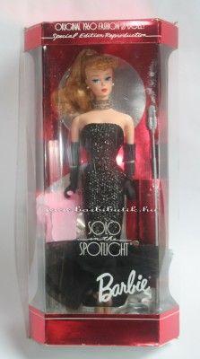 Solo in the spotlight barbie Vintage Barbie 1960
