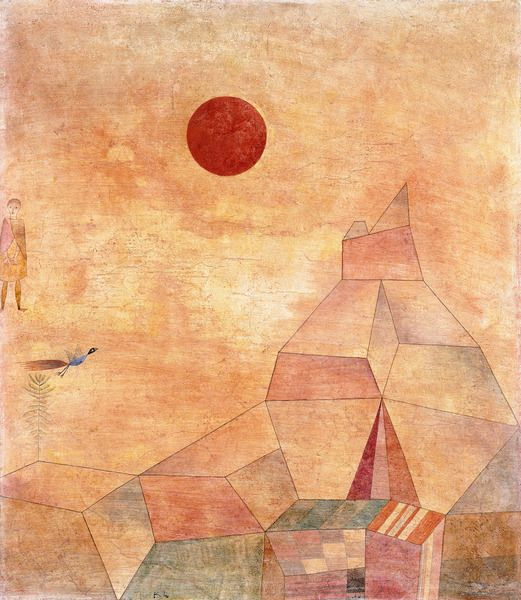 Paul Klee, Fairy Tale, 1929