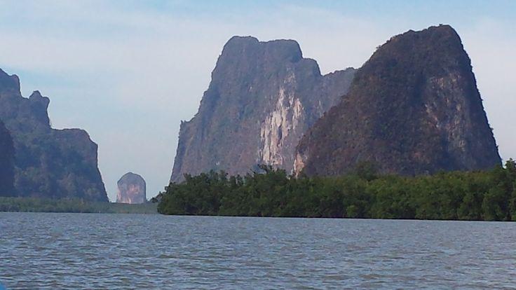 Ao Phang Nga National Park - Provinz Phang Nga - Thailand