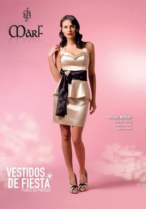 """MarF Zapatos en revista """"Vestidos de Fiesta"""" Noviembre 2013"""