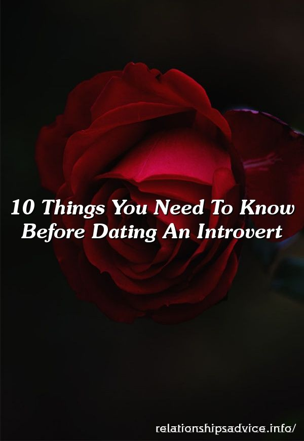 10 things introverts need in a relationship