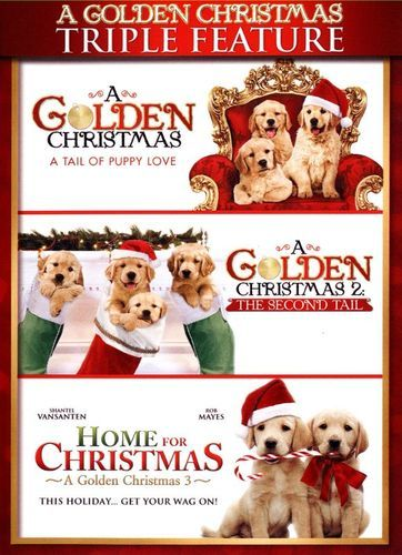 a golden christmas triple feature 2 discs dvd - Golden Christmas 3