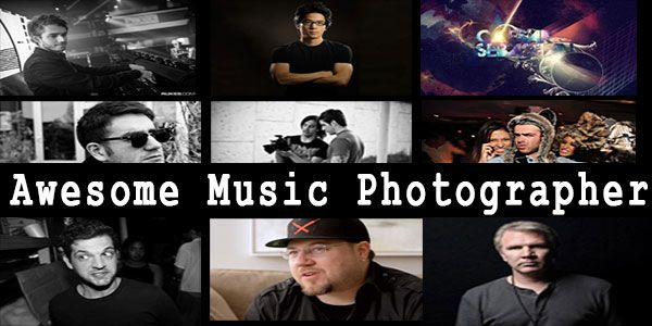 The 9 awesome  Music Photographer right now