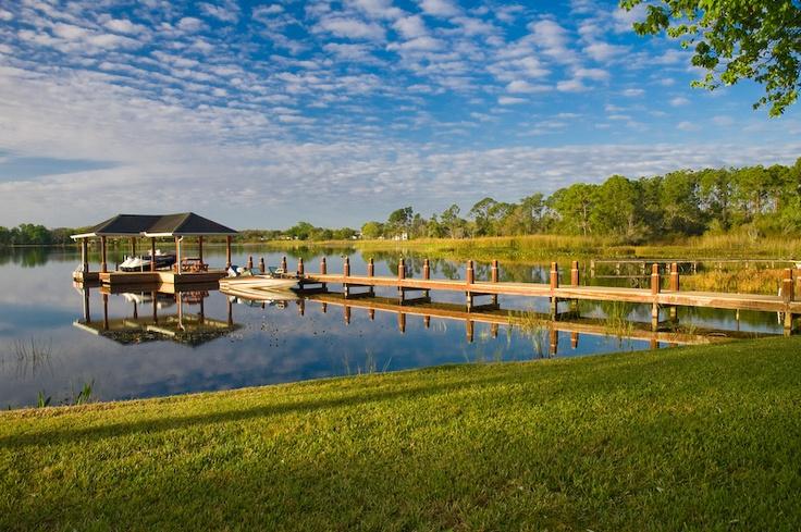 Houses On The St Johns River Jacksonville Outside