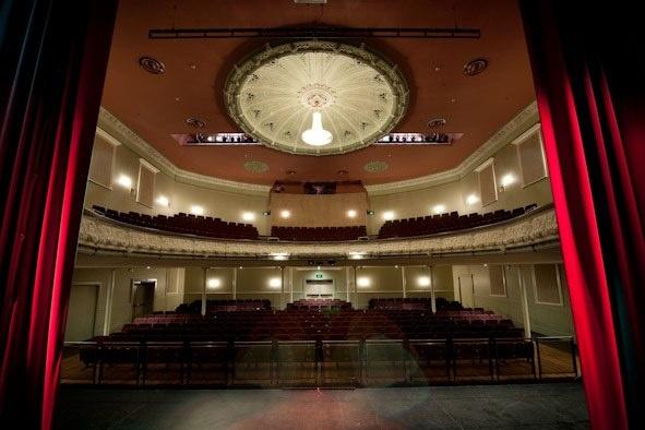 Stage - Oamaru Opera House, Williams Ross Architects