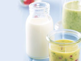 Buttermilch-Zitrone-Dressing