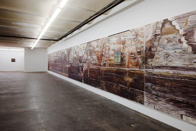 """""""Pausa""""- photo Galeria Plan B -Berlin"""