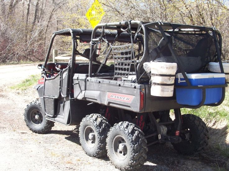 Name:  2011 POLARIS RANGER 6X6 DIESEL...jpg Views: 4715 Size:  332.2 KB