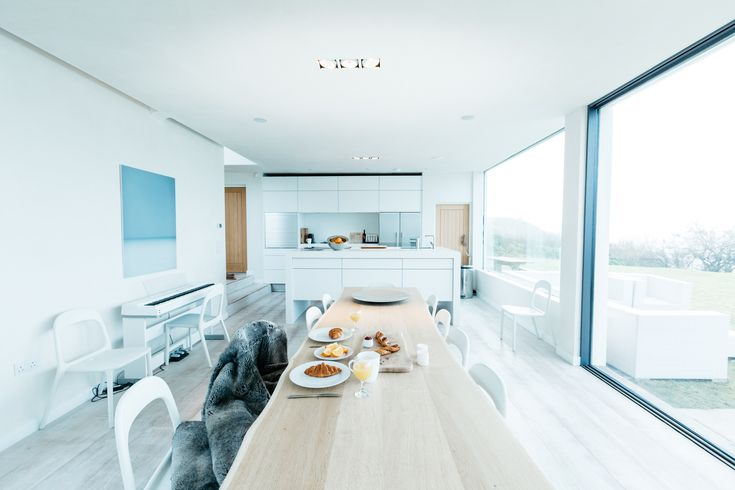 Little Cottage, Luxury Self-catered Beach House in Praa Sands, Cornwall, UK.