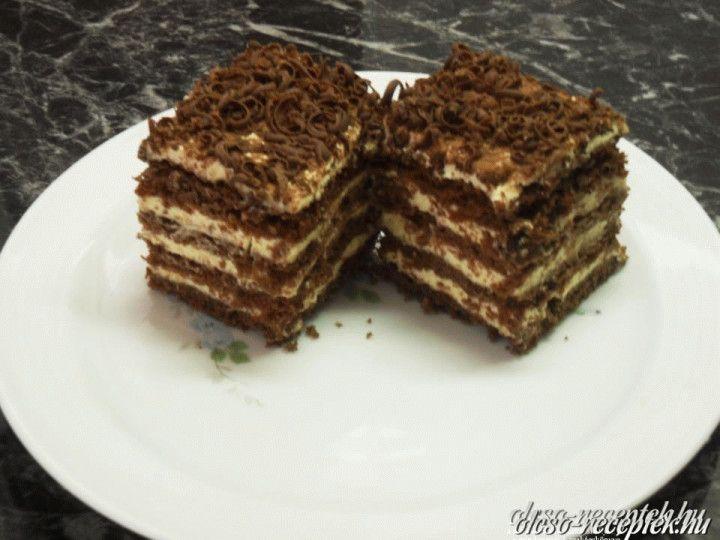 Marlenka recept | Receptneked.hu (olcso-receptek.hu) - A legjobb képes receptek egyhelyen