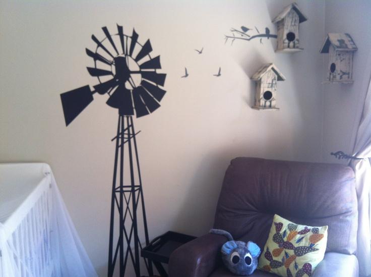 Karoo farm decor