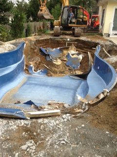 21 Best Images About Fiberglass Pool Install 25 On Pinterest Cleanses Places And We