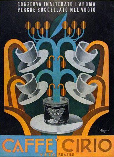 1936, Caffe Cirio