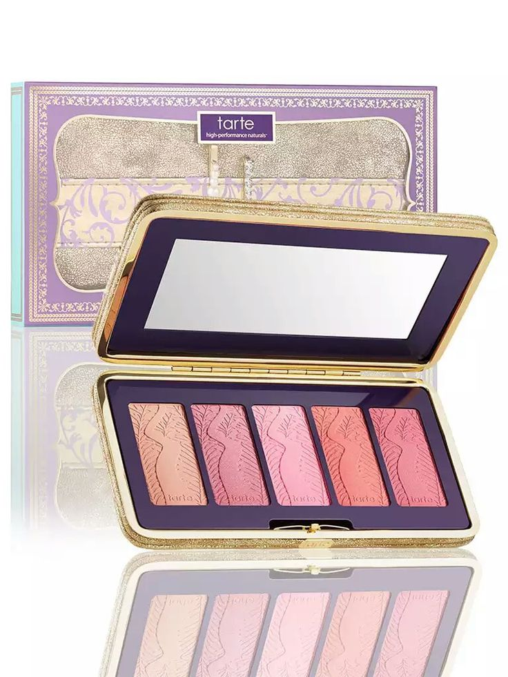 Tarte Blush - so beautiful from the inside out