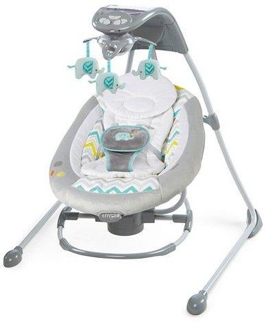 Ingenuity 2-in-1 Cradling Swing