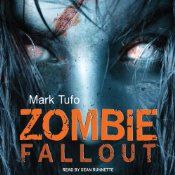 Zombie Fallout, Book 1: This book is very funny! Kind of like it's narrated by the dad from King of the Hill; lots of witty sarcasm. There is some violence tho. Overall I would give this a recommendation!