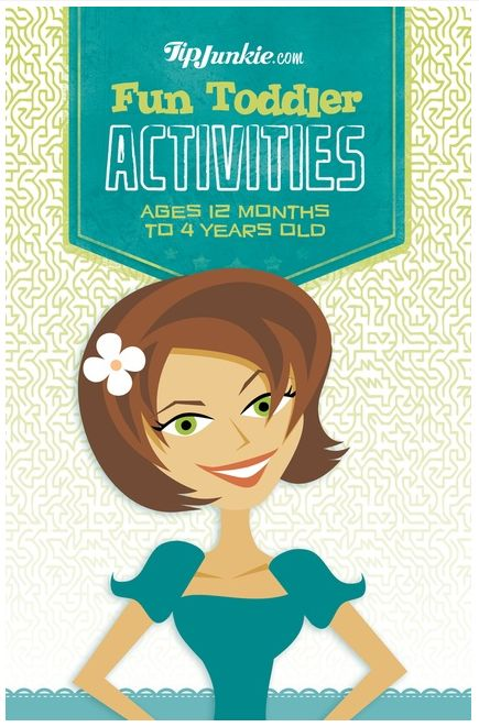 51 Toddler Activities: Free Printable