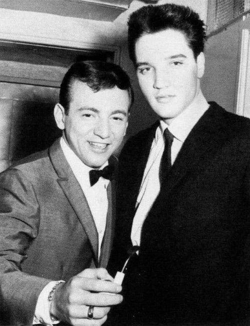 Bobby Darin & Elvis Presley