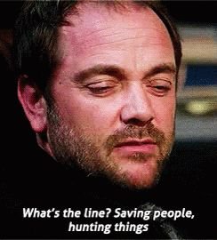 Crowley Supernatural GIF - Crowley Supernatural - Discover & Share GIFs