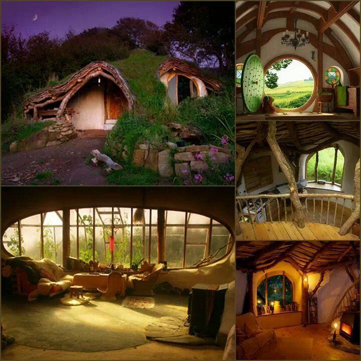 Best 25+ Hobbit Houses Ideas On Pinterest