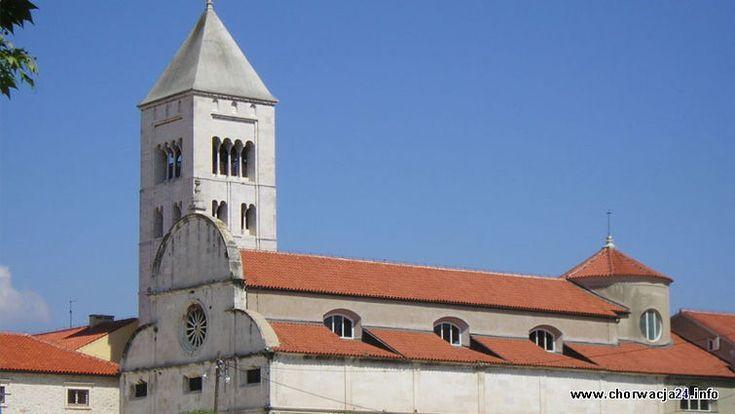 Zadar - kościół św. Marii Więcej informacji o Chorwacji pod adresem http://www.chorwacja24.info/zdjecie/zadar-kosciol-sw-marii