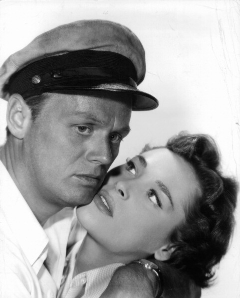 richard widmark height