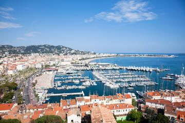 Cannes Cruise Port, French Riviera