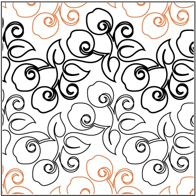 Domestic Quilting Templates : 68 best My Quilting Designs( Pantographs) images on Pinterest