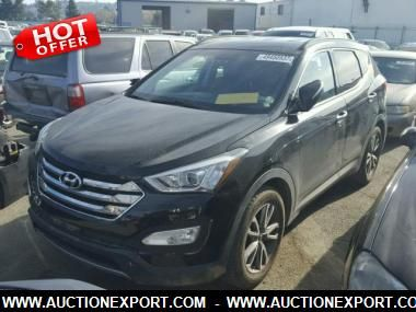 2014 Hyundai Santa Fe S $ 8,100 #auctionexport #dealers #usedcar #export #import #usa #canada #worldwideshipping #shipping