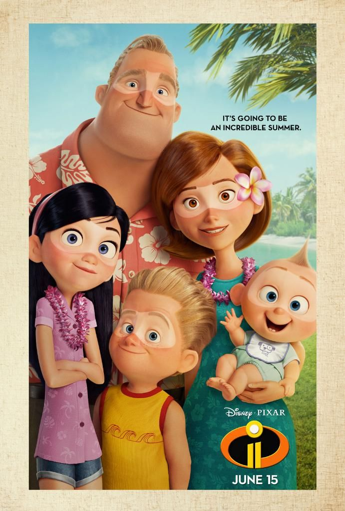 Pixar On Twitter Disney Incredibles Disney Posters Disney Pixar