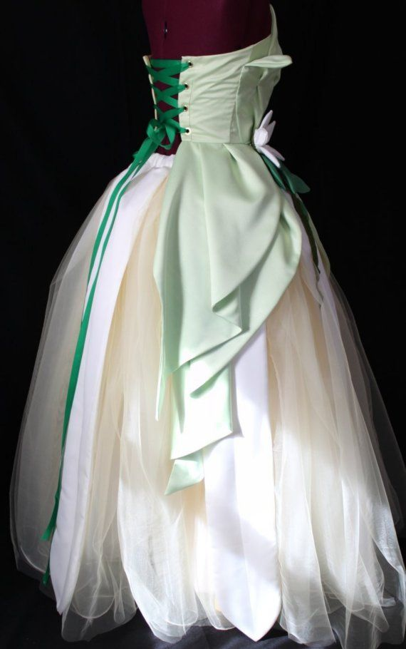 Best 25 Princess Tiana Costume Ideas On Pinterest 570x910 & Homemade Princess Tiana Costume Patterns - Patterns Kid