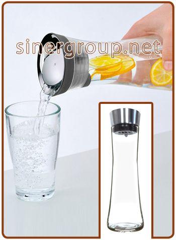 Sodabar bottle bottiglia in vetro 85cl.