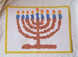 1000 ideas about hanukkah crafts on pinterest menorah for Menorah arts and crafts