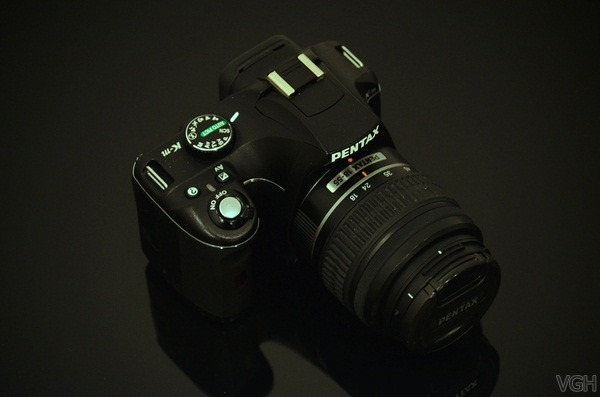 My first DSLR