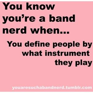 funny marching band quotes - Google Search: