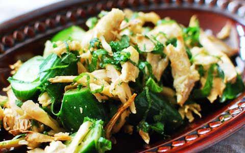 秋のダイエットレシピ「きのこのヘルシーサラダ」|ウーマンエキサイト コラム